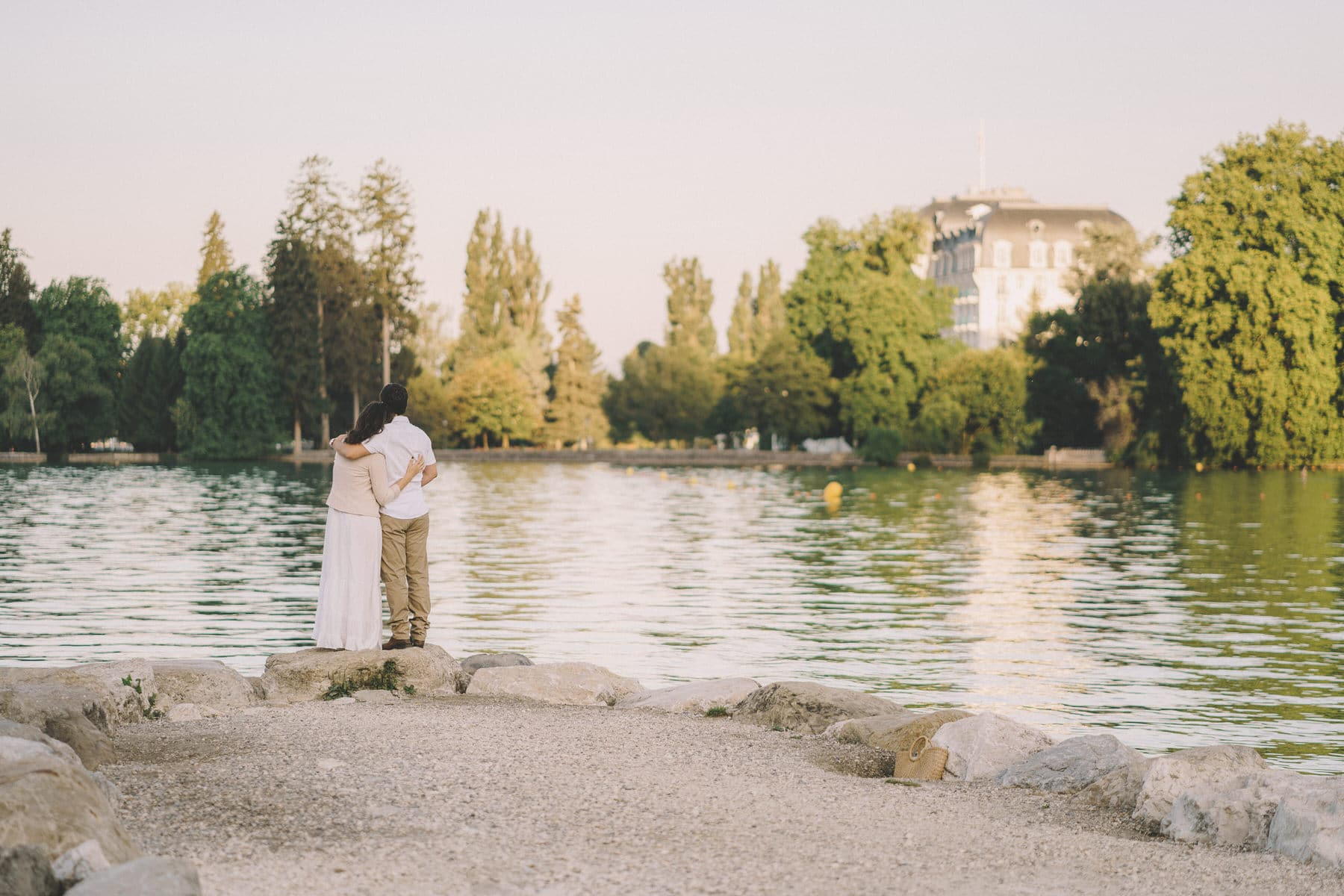 Photographe seance couple annecy geneve
