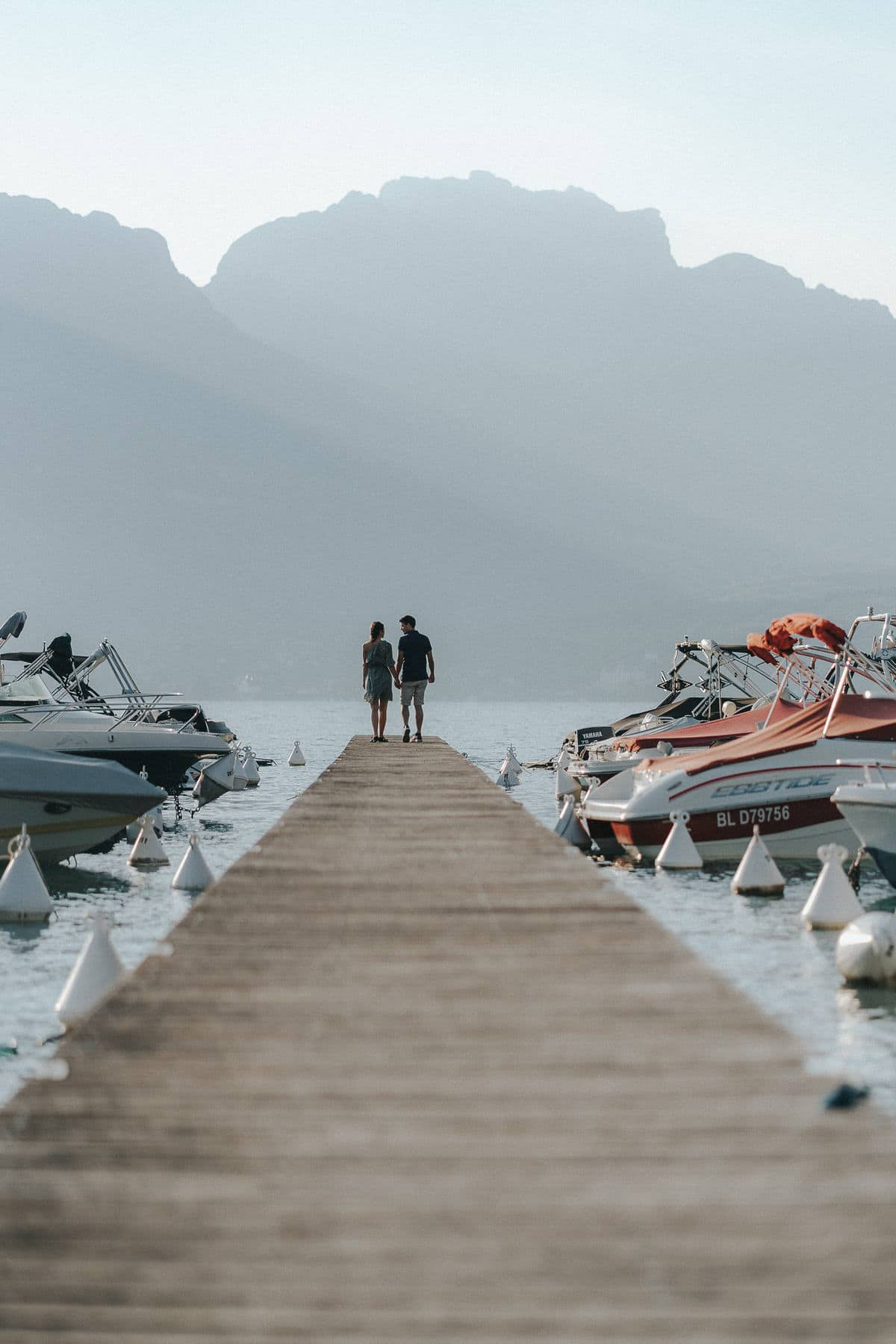 Photographe seance couple lac annecy geneve