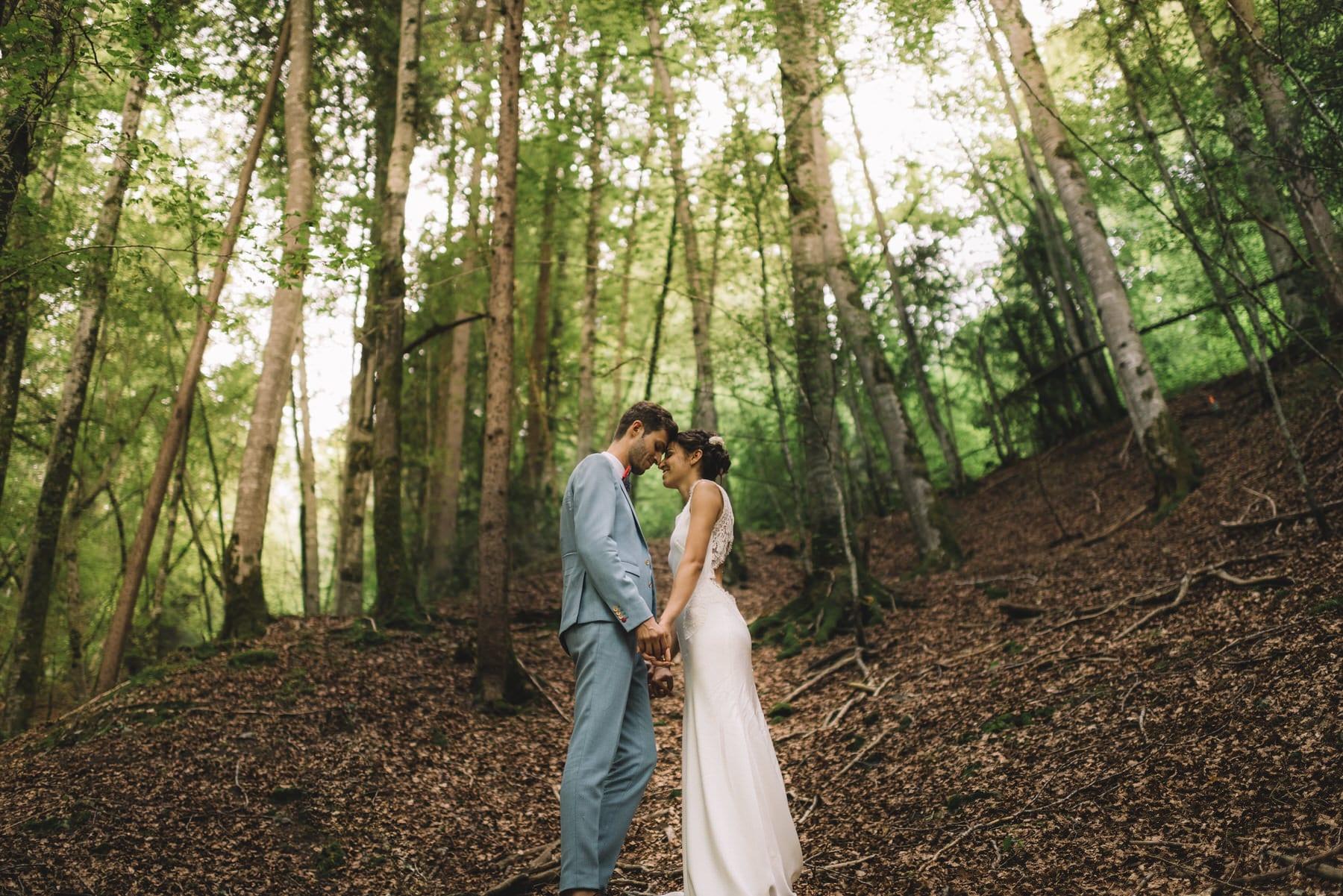Photographe mariage annecy fermes de gy