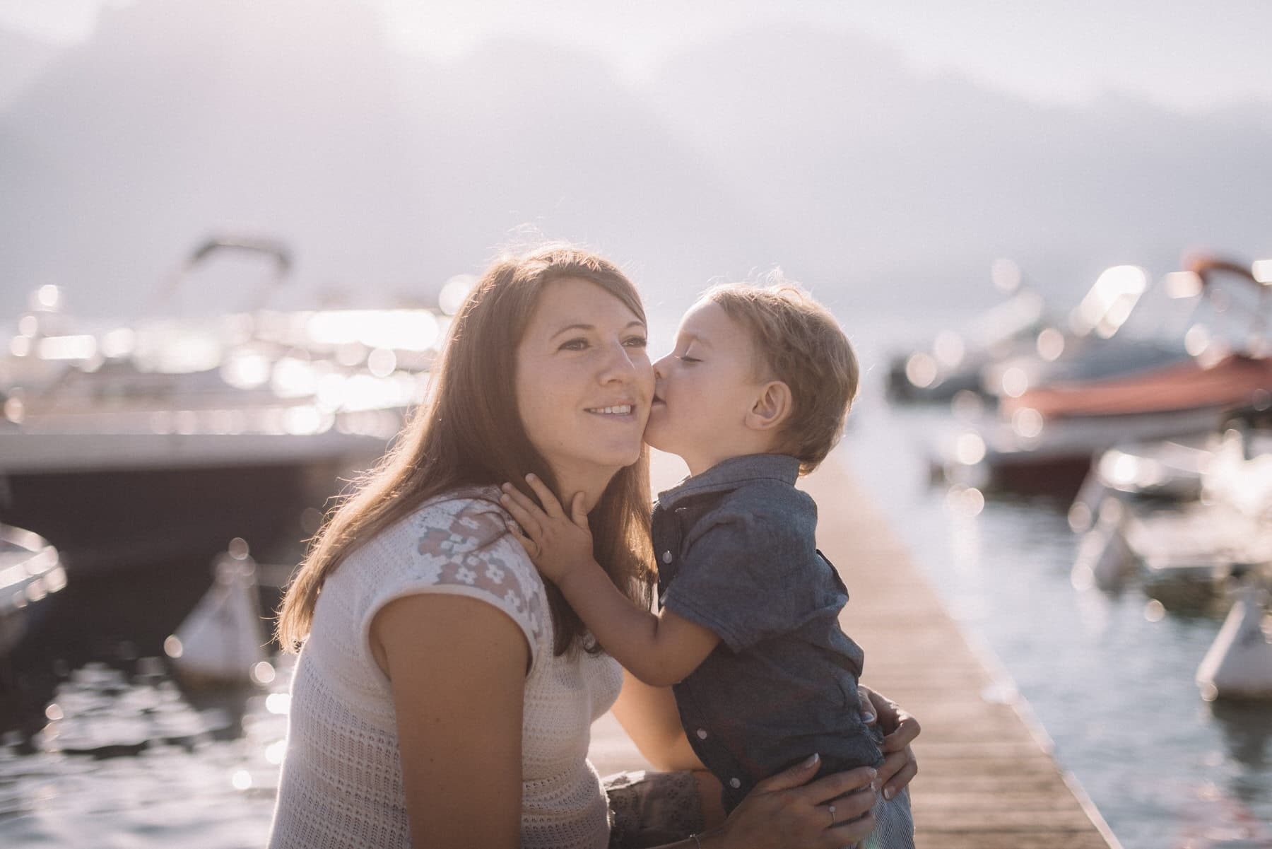Photographe lifestyle famille annecy veyrier
