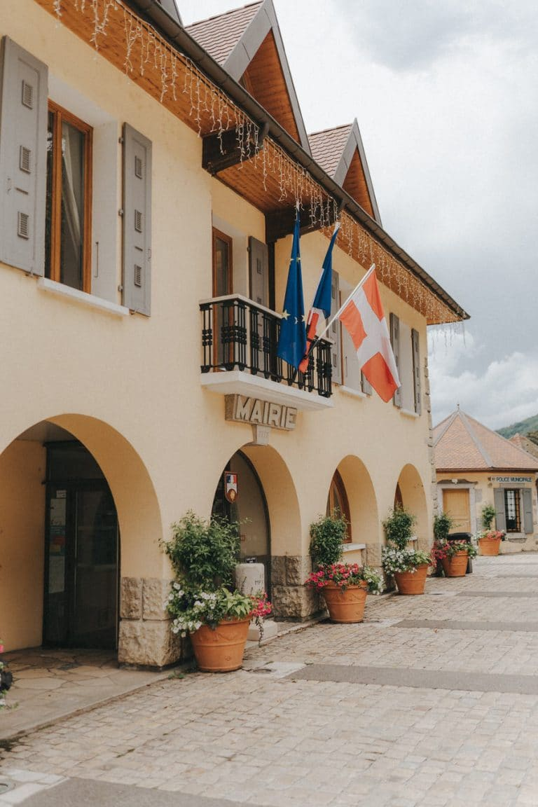 Mariage Veyrier du lac Annecy